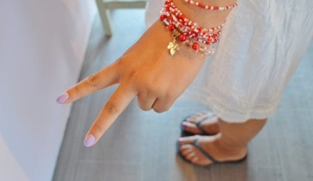The Meaning Of Wearing a Red Thread Tied To The Wrist
