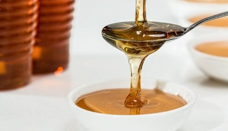 Anti-Cellulite Honey Massage