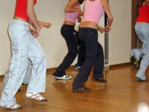 Aerobics or Zumba - for whom?