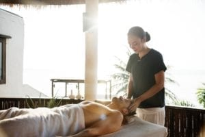 Relaxing Thai Massage